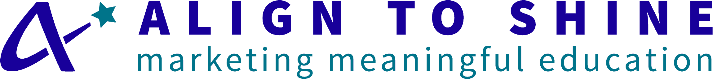 Align to Shine logo